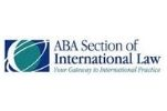 Logo ABA Section of International Law